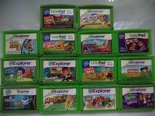 LeapPad Cartridges