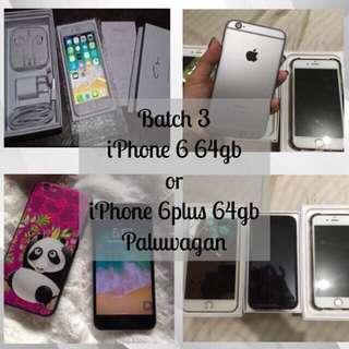 Paluwagan iphone