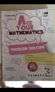 Assessment Books - P3 A your maths book