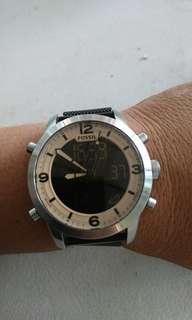 Jam tangan fossil original Mulus lengkap box