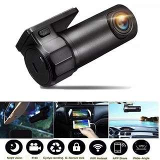 New Wifi Car Camera - Link to Phone App, Ready Available Stock