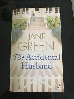 The Accidental Husband by Jane Green #everything18
