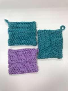 Crochet Soap Savers  #everything18