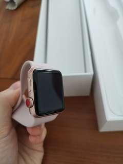 Apple Watch Series 3 GPS + Cellular 38mm