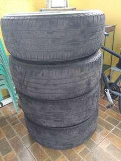 Ford everest stock mags 15k only