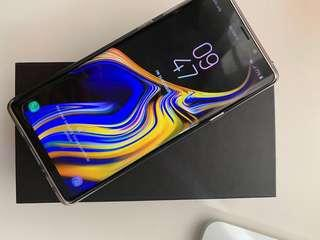 Samsung note 9 128GB (price fixed)