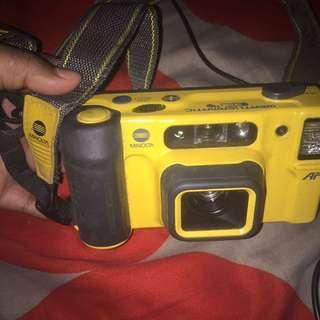 Minolta Very Rare Camera .