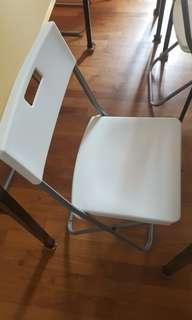 Ivory white Chair