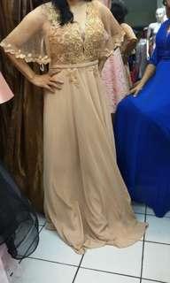 Dress pesta new