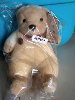 palm size teddy bear
