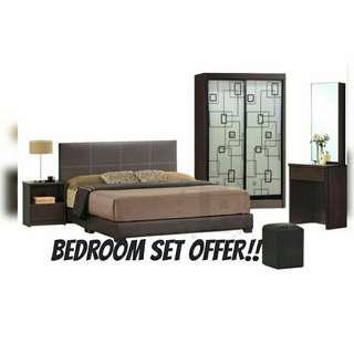 Bedroom Set OFFER LAST SET!