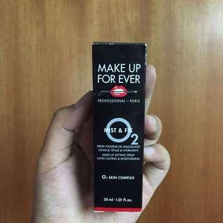 Make Up Forever Mist #EVERYTHING18