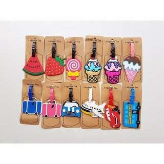 tag koper/luggage tag kartun karakter part 3
