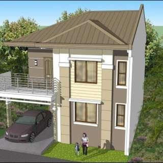 House and Lot in Sta Barbara Place Royale, Quezon City