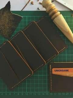 Minimalist Handcrafted Wallet & Coin Purse