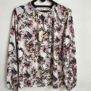 NEW! H&M blouse