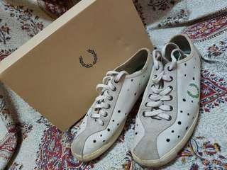 Fred Perry Bradley Wiggins Sneakers