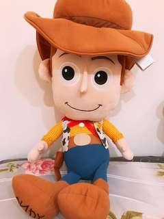 Woody 大娃娃