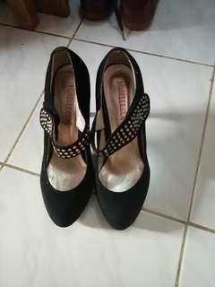 High heels diamond