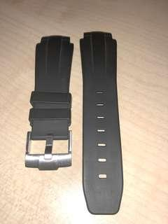 Rubber B Strap for Rolex DEEPSEA Sea-Dweller - Flared Tang Series