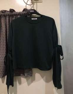 ZARA Puff Sleeves Top(Fixed Price)