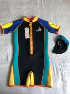 Liferacer Thermal Swimsuit