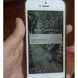 Iphone 5 No Defects