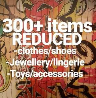 All my items greatly discounted tonight!!!