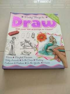 Preloved Funky things to draw