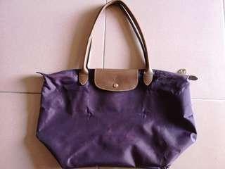 FREEPOSTAGE Longchamp Bilberry Tote Bag