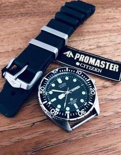 Citizen Promaster Cryston  5520-F5D336