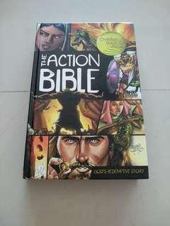 Preloved Action Bible