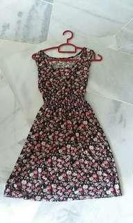 Flowery Dress #POST1111
