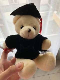#LetGoCarousell (Boneka Graduation)
