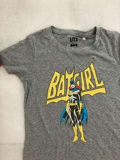 BNWT Uniqlo UT Batman Batgirl Design