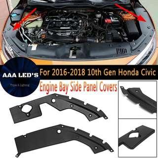 Civic X engine Dust Cover