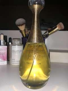 Dior perfume 100ml