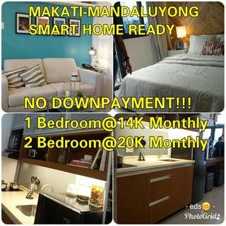 Affordable Smart Home Ready Condo in Commonwealth and Mandaluyong