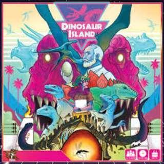 (Retail) Dinosaur Island