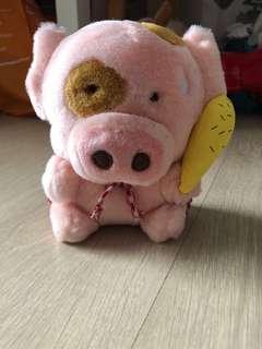 stuffed piggy
