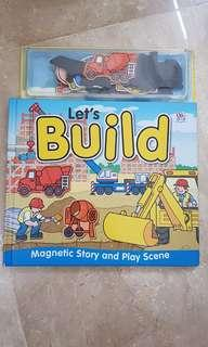 Learn and Play Magnectic Book