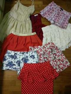 Bundle of clothes for $10