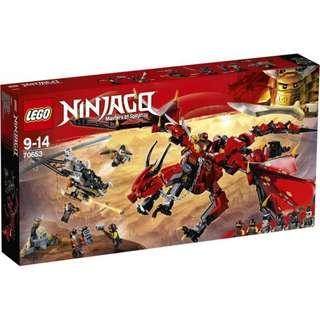 Lego NINJAGO® 70653 Firstbourne Dragon