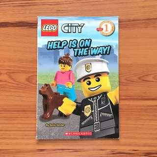 Lego City: Help Is On The Way! by Sonia Sander