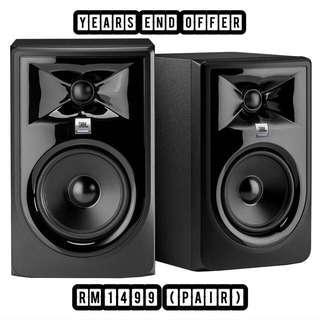 JBL Studio Monitor