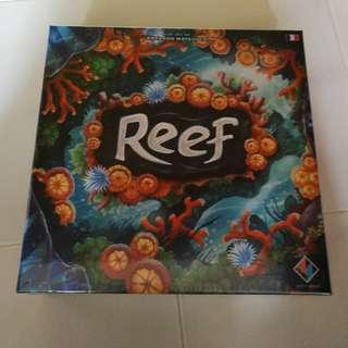 Reef Board Game French version