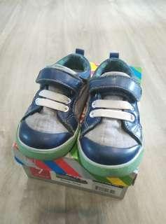 See Kai Run Stevie Gray Toddler Shoes
