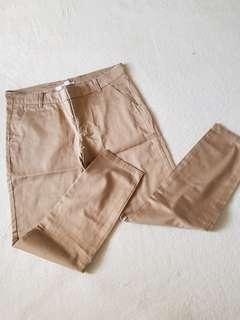 Mango Khaki Pants
