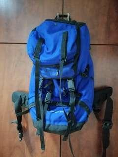 Backpack for travelling