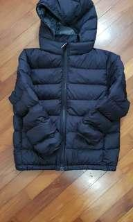 Uniqlo boys Light Warm Padded Jacket